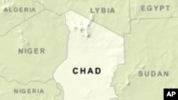 Carte du Tchad