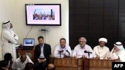 Лидеры оппозиции Бахрейна