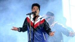 Top Ten Americano: Bruno Mars doou 1 milhão! A VOA foi ver quem eram os melhores do Verão em 2007?