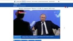 """""""Dojd"""" televiziya kanalı Kremlin təbliğat dənizində bir adadır"""