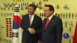 习近平首尔大学演讲:反对朝鲜半岛出现核武器