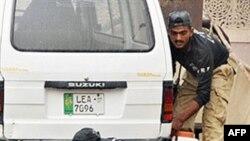 Pakistan'da Camilere Saldırı