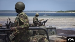 Pasukan Kenya melakukan serangan terhadap lokasi-lokasi militan al-Shabab di Somalia selatan (foto: dok).