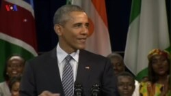 President Obama speaks at YALI conference