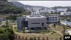 Institut Virologi Wuhan. (Foto:AFP)