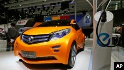 Mobil murah China