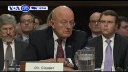 Tình báo Mỹ quả quyết Nga can thiệp bầu cử (VOA60)