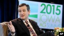 Сенатор от Техаса Тед Круз