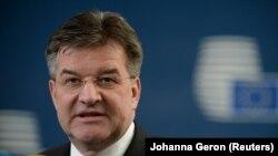 Miroslav Lajčak, specijalni predstavnik EU za dijalog (Foto: REUTERS/Johanna Geron)
