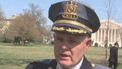 US Police Chief Pushes for Tougher Gun Laws