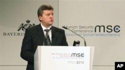 Иванов во Атлантскиот совет: Македонија и НАТО си требаат еден на друг