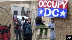 Учесници во протести уапсени во Вашингтон
