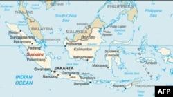 Bản đồi Indonesia