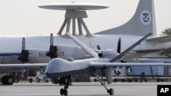 Using the same technology responsible for lethal strikes elsewhere in the world, U.S. Customs and Border Protection is expanding its use of Predator B unmanned aircraft outfitted with powerful infrared cameras and sensitive radar to patrol U.S. borders.