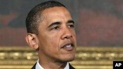 Presidente Obama escreveu ao Congresso solicitando autorização para a missão na Líbia