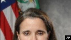 美国财政部助理部长玛利·米勒