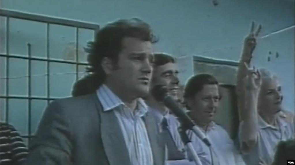 Tiranë: Përkujtohet Azem Hajdari, drejtuesi i protestave antikomuniste