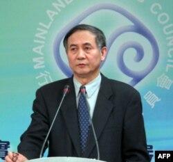 陆委会副主委刘德勋(资料照片)