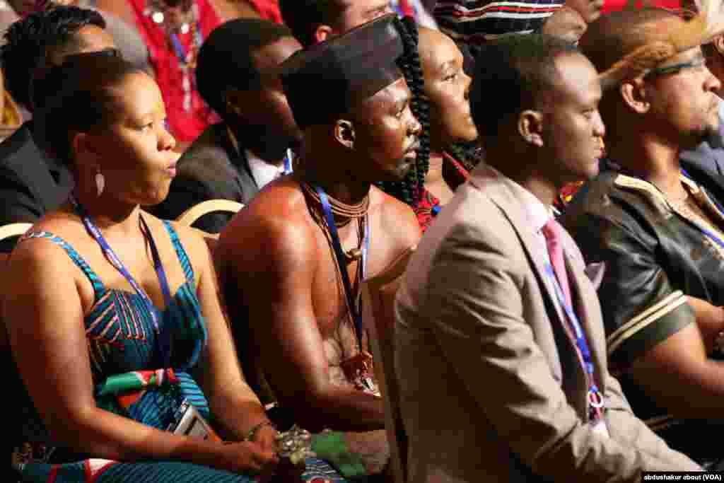Kijana wa Yali bila akiwa bila chat kutoka Swaziland