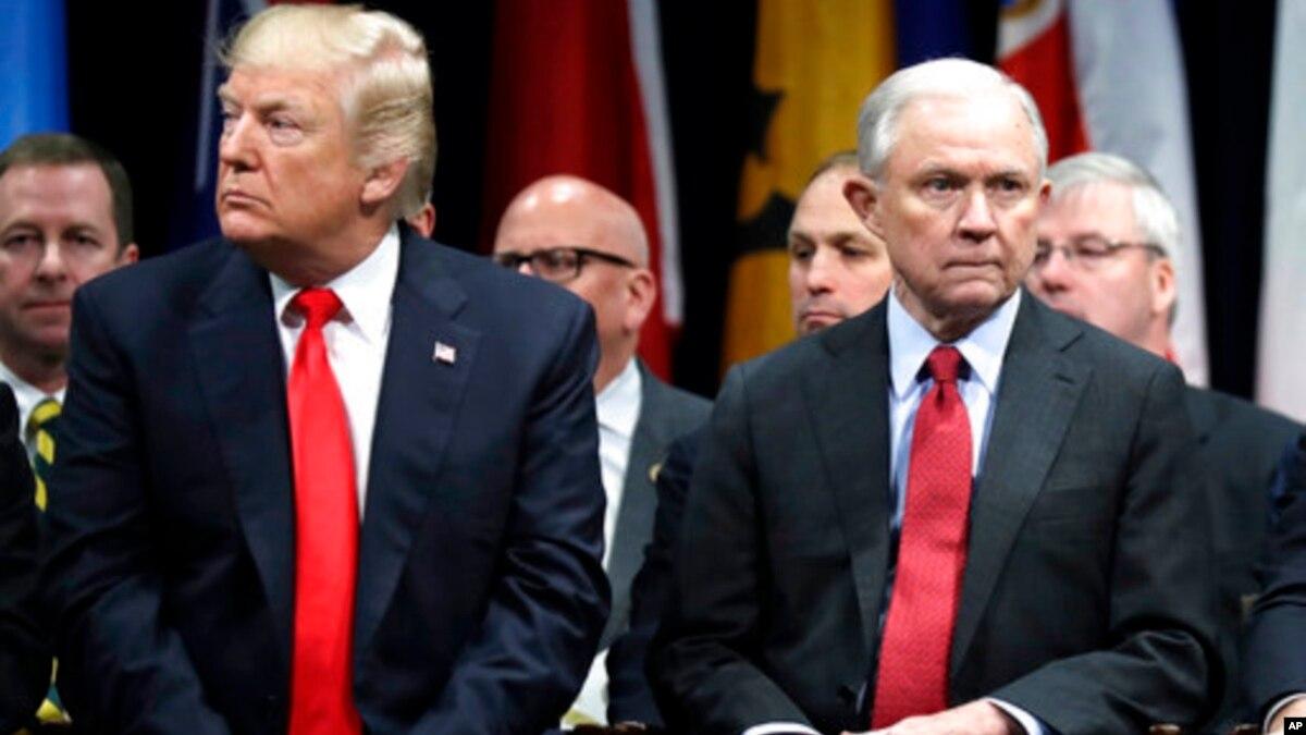 Presidenti Trump vazhdon kritikat ndaj Prokurorit Sessions