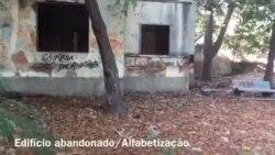 Antiga Direcção da Alfabetização em Benguela é foco de criminalidade