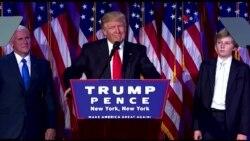 Trump e o discurso de vitória