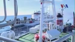 Trung Quốc mở rộng phạm vi bảo vệ giàn khoan ở Biển Đông