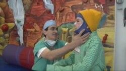 Українського хлопчика з опіками 75% тіла врятували американські лікарі. Відео