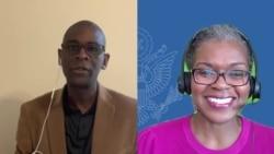 "Marissa Scott-Torres décrit l'initiative ""Prosper Africa, Build Together"""