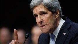 Thượng Nghị sĩ John Kerry.