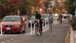 Shtohet numri i njerëzve që përdorin biçikletat në Uashington
