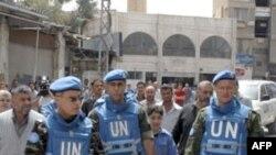 Prethodnica mirovnog tima UN-a počela rad u Siriji