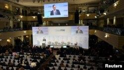 Мюнхенская конференция по безопасности. 14 февраля 2014 г. (архивное фото)
