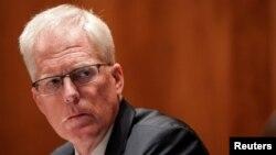 Крістофер Міллер, директор Національного центру боротьби з тероризмом, під час слухань у Конгресі, 24 вересня 2020