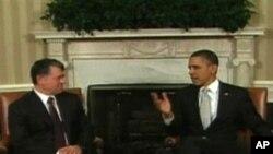 صدر اوباما، شاہ عبداللہ کے درمیان ملاقات آج ہوگی