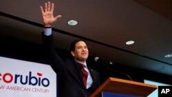 Marco Rubio también es visto por los republicanos como el candidato que puede conquistar el voto latino en las próximas elecciones.
