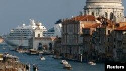 Kota Venesia di Italia menjadi tujuan wisata utama para turis dari seluruh dunia.