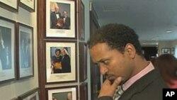 戴维特.凯伯德被埃塞俄比亚当局关押了近两年