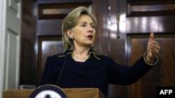 Državna sekretarka Hilari Klinton uputila je novi apel za usvajanje START-a