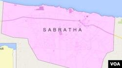 Sabratha, Libya, birnin da jiragen yaki suka kai hari