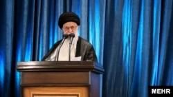 伊朗最高領導人哈梅內伊
