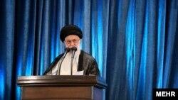 Giáo chủ Khamenei, lãnh tụ tối cao của Iran (Ảnh Tư liệu)