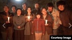 영화 '신이 보낸 사람'...북한 지하교회 다뤄