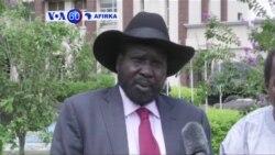 VOA60 AFIRKA: SOUTH SUDAN Shugaba Salva Kiir ya yi Kira ga 'Yan Adawa da su Zo a Tattauna