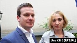 Natalia Zaba i Michal Vít