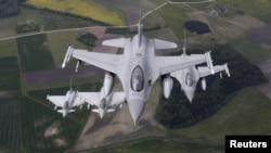 Літаки НАТО над Балтією