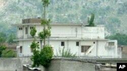 Kuća u kojoj je uhvaćen i ubijen lider Al Kaide Osama Bin Laden, u Abotabadu u Pakistanu. 