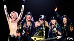 Scorpions-ს შეკვეთილში ჯეიმზ კოტაკი არ ჩამოჰყვება