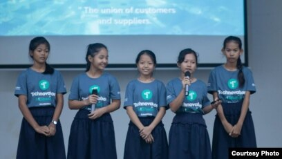 Cambodian Teams Through to 'Semi-Final' of Tech Challenge