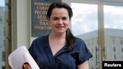 Светлана Тихановская (архивное фото)